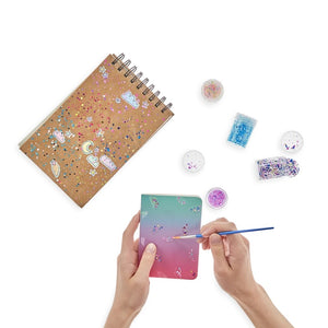 Load image into Gallery viewer, Mini Dots Pixie Paste Glitter Glue w/ Brush