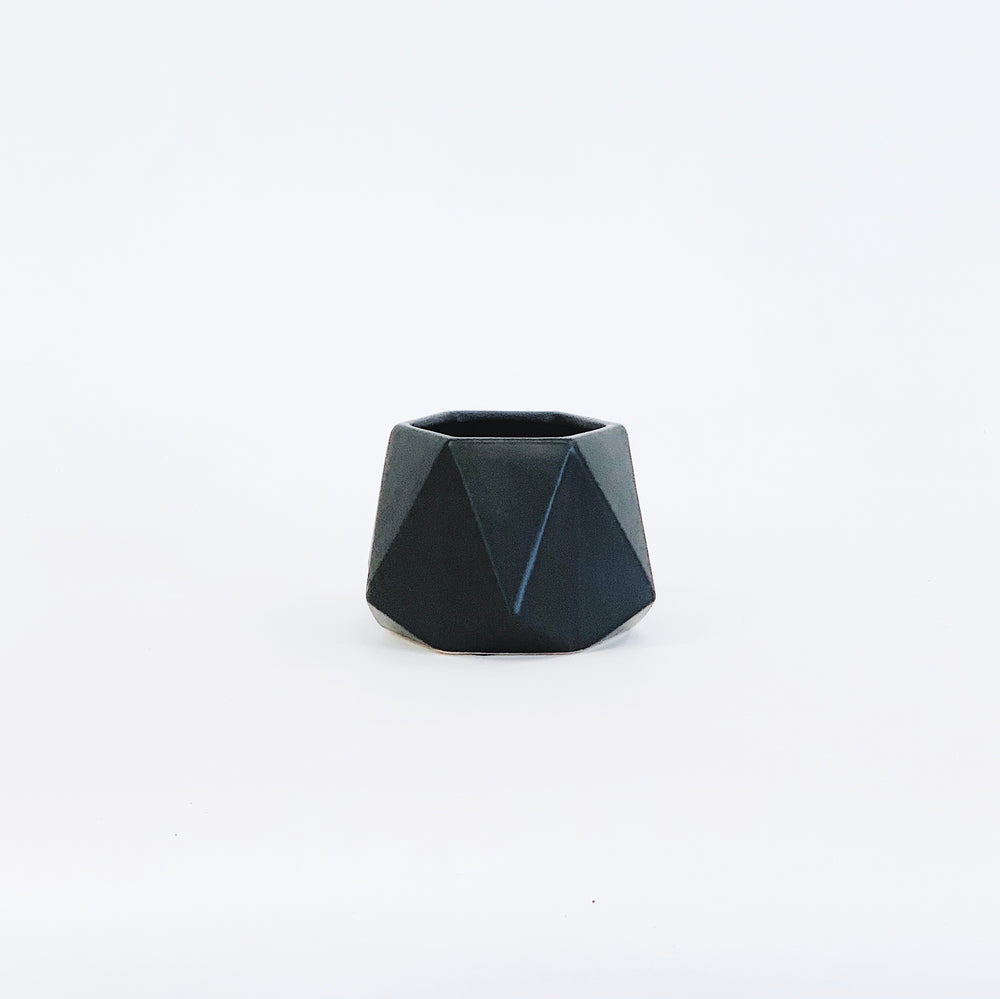 "Dell Bowl 6"" - Black Matte"