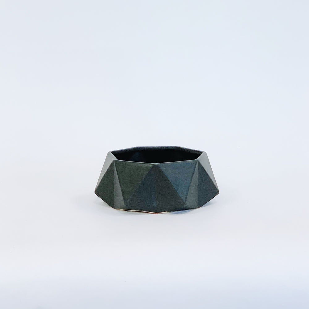 "Dell Bowl 9"" - Black Matte"