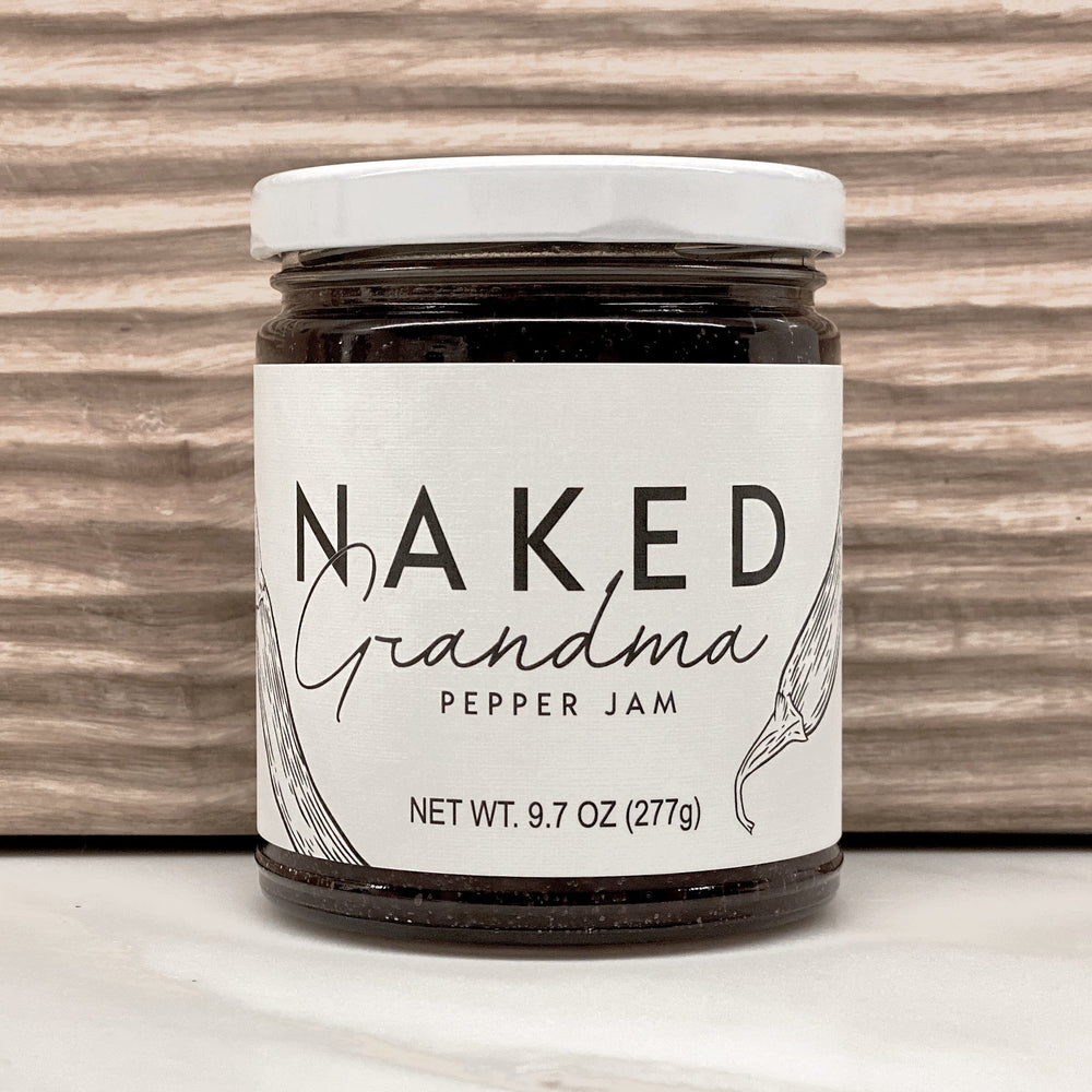 NAKED Grandma Pepper Jam