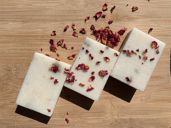 Sugar Scrub Bar (Rose)