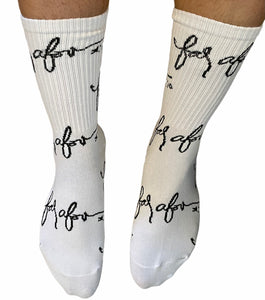 FAR signature socks