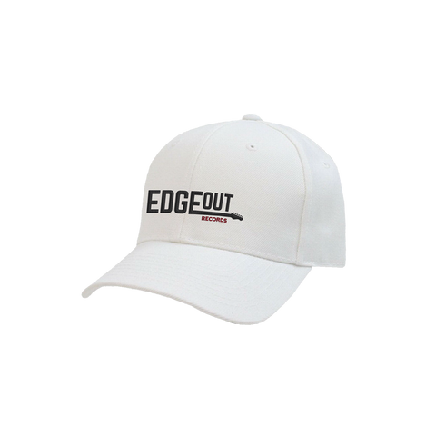Edgeout Dad Hat (White)