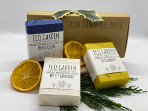 Handmade Shampoo Bar & Soap Set (From Dawn Till Dusk)