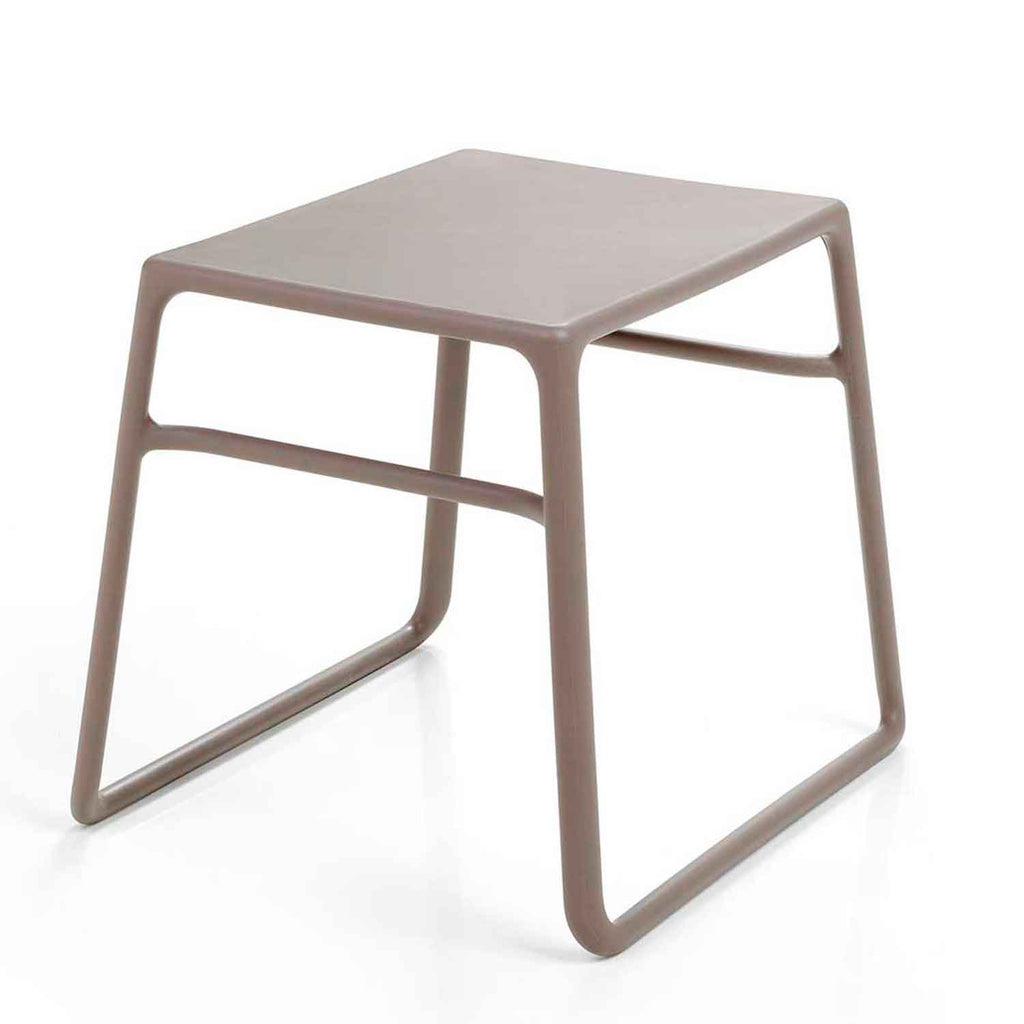 Mesa lateral Pop beige Tortora