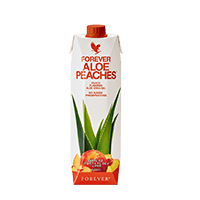 FOREVER ALOE PEACHES 1 Litre - MultiShop sàrl
