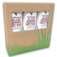 TRI-PACK ALOE BERRY NECTAR (3X) - MultiShop sàrl