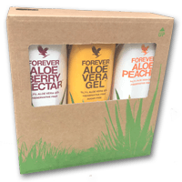 TRI-PACK ALOE COMBO (3X) - MultiShop sàrl