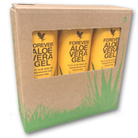TRI-PACK ALOE VERA GEL (3 X 1 Litre) - MultiShop sàrl