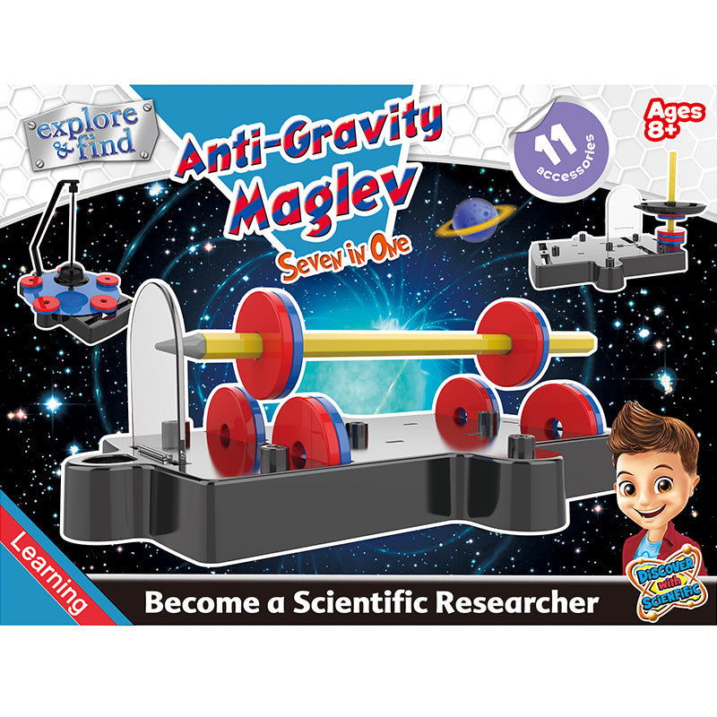education science experiment tool magnet toy-2
