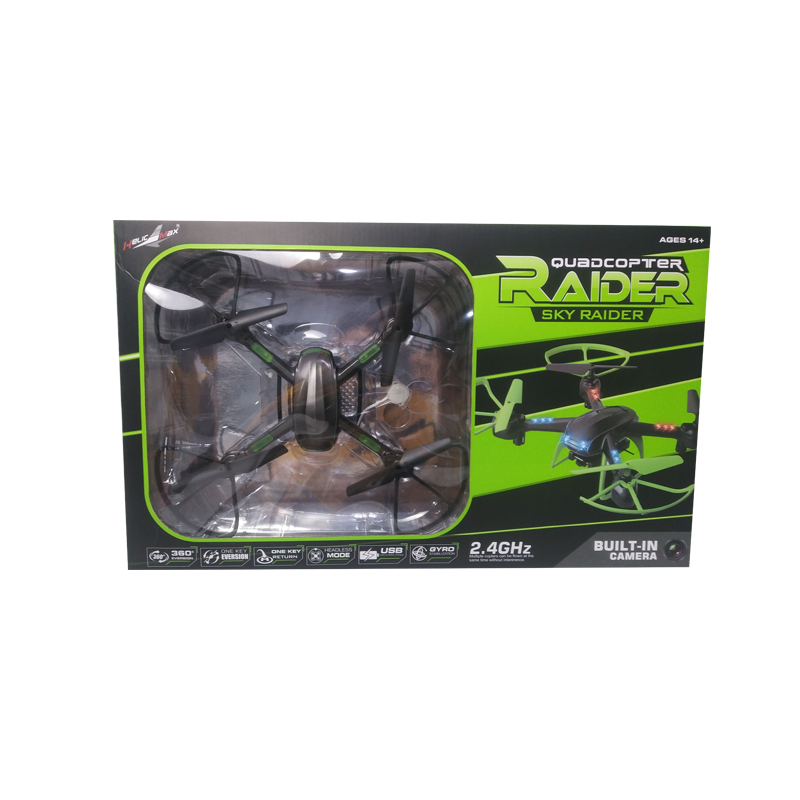 micro four axis aircraft quadcopter-1