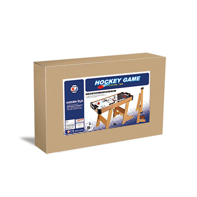 hockey wooden game slingshot hockey game-2