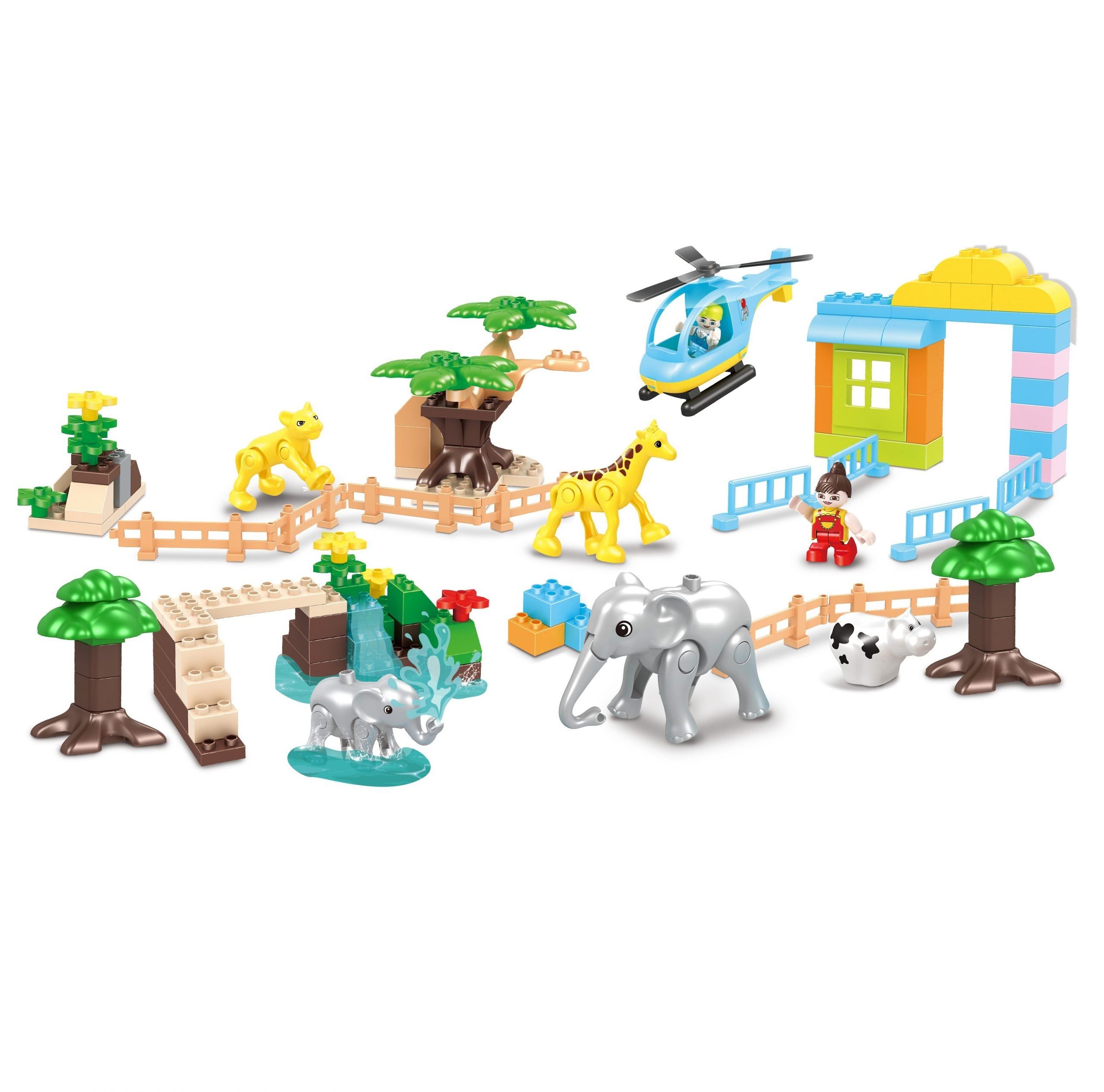 Brick And Block kids Play Set-1