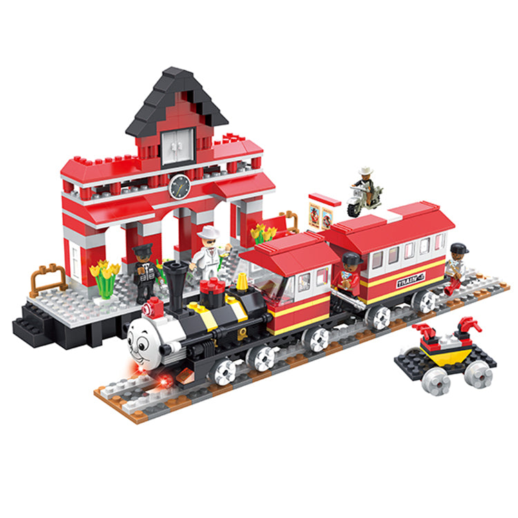 Legoing city play set building blocks-1