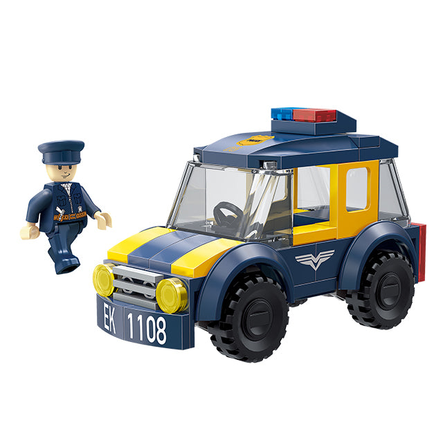 police station plastic toy toys for children educational-1