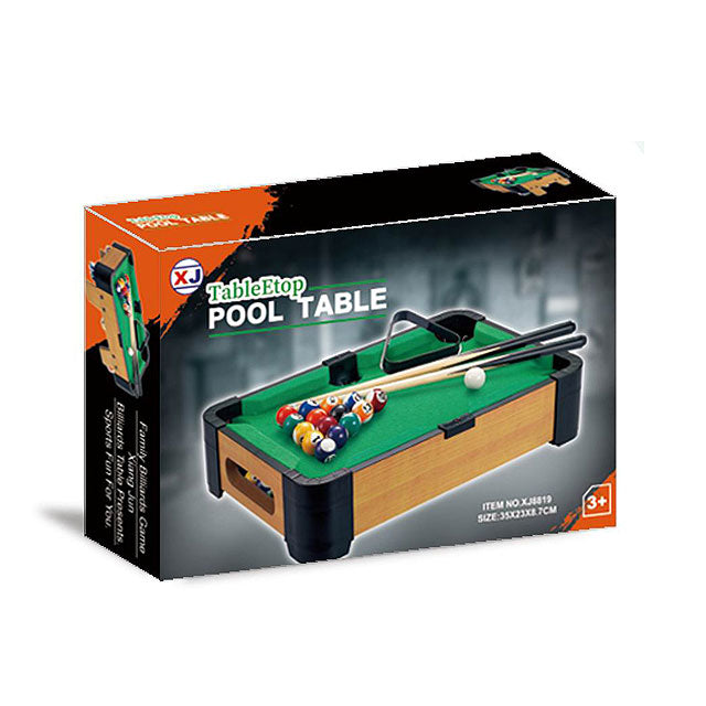 funny pool table dining table combination foldable pool table game-2