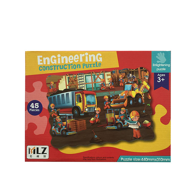 cartoon jigsaw puzzle educational toy puzzle-1