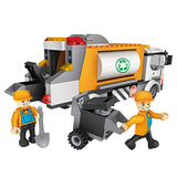 legoing city series brick toys-1
