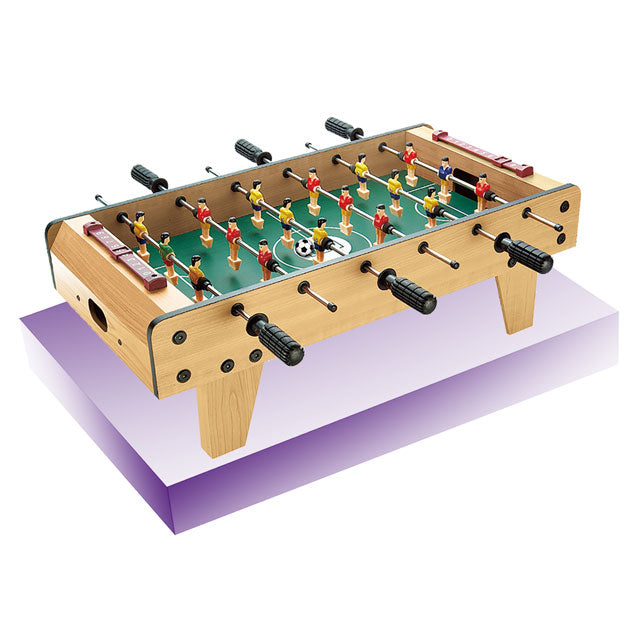 classic Wooden football soccer table kids game football table soccer game-1