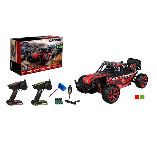 large remote control car drift off-road vehicle-1