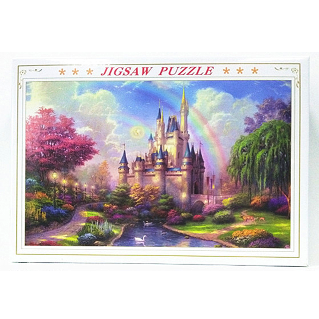 jigsaw puzzle 1000 piece child cardboard jigsaw puzzle 1000-1