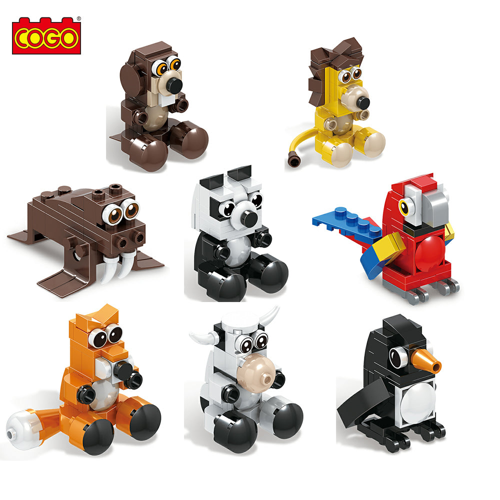 Small Action Figure Toys Product-3