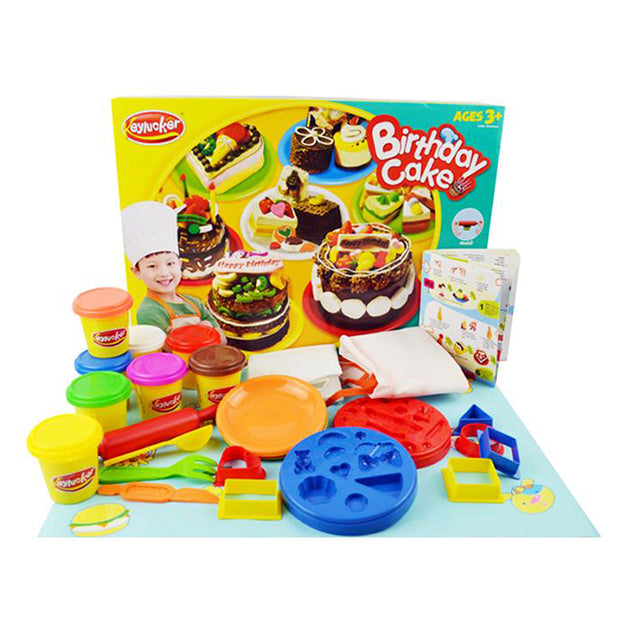kit playdough child toy color clay-1