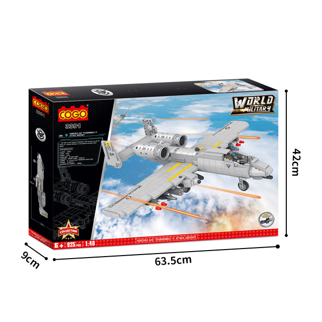 Military aircraft bricks toys-3