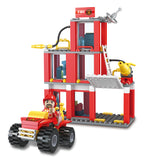 Educational Model Building Blocks kids toys-1