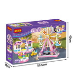 sky wheel brick toys for girl-6