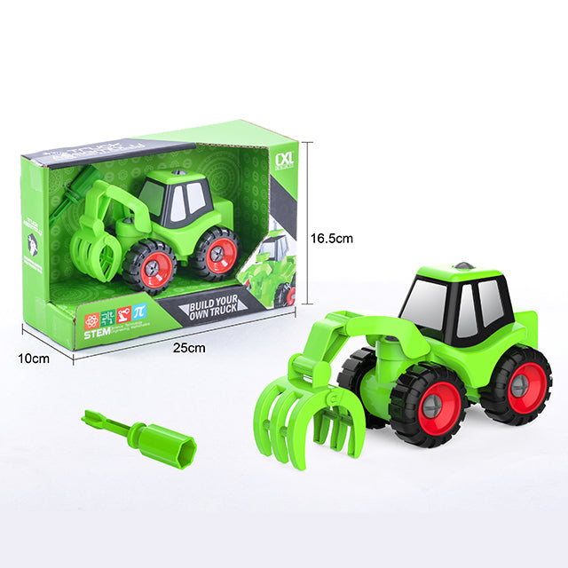 engineering toys for kids engineering construction toy car-1