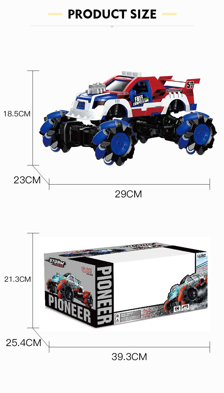 Drifting direction remote control rc car-6