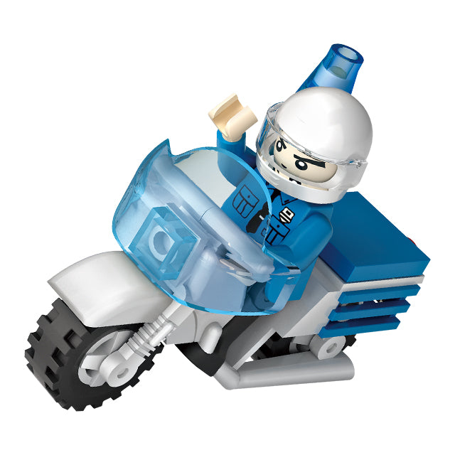 lego-liked police toys for boys-6
