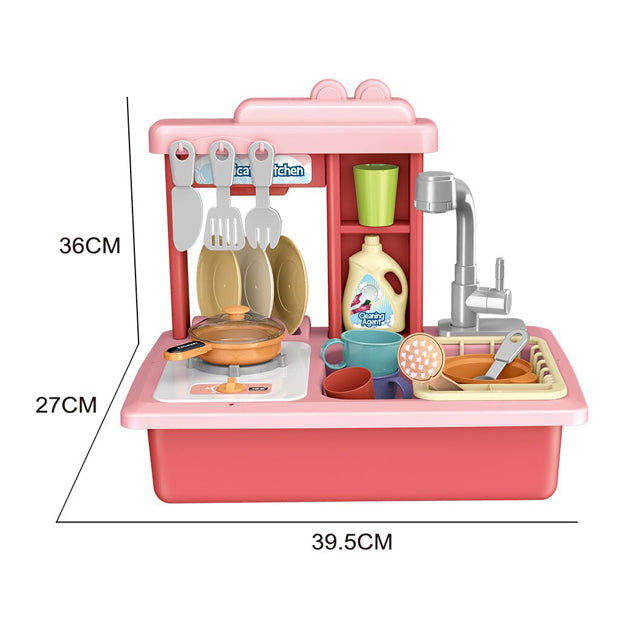 electric playing toy dishwasher-1