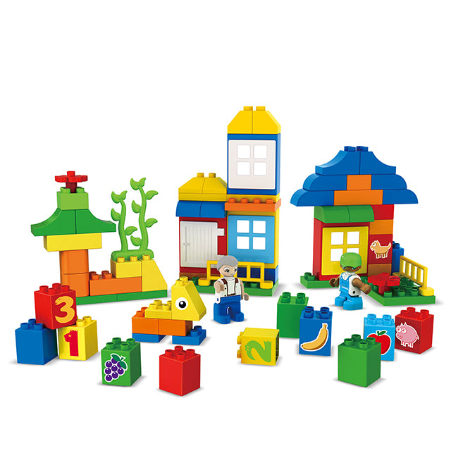 funny beginner play toy educational build block boys toys set-1