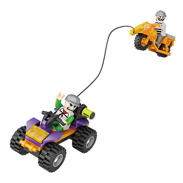Lego-liked toys for boys-6