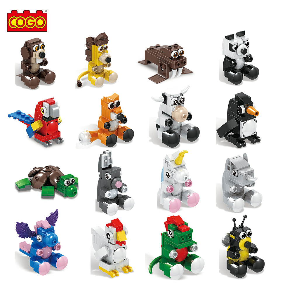 Small Action Figure Toys Product-2