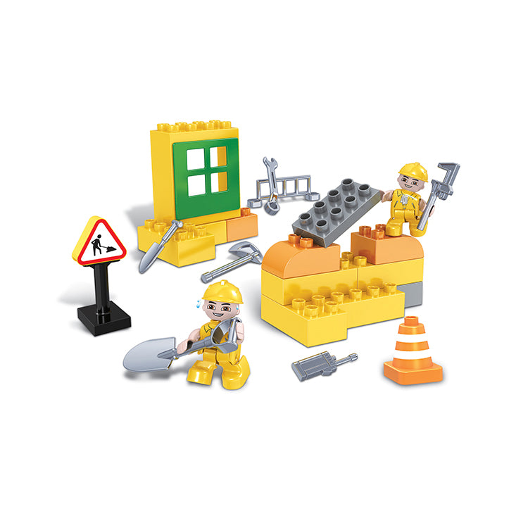 Engineering Brick And Block Children Play Set-1