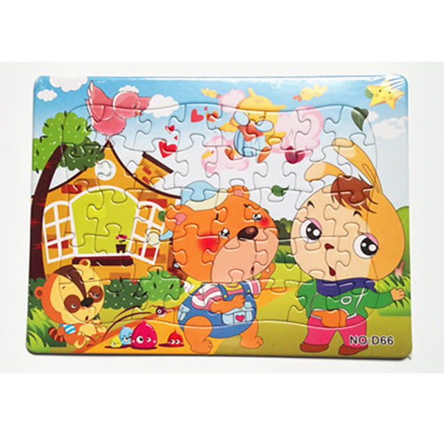 jigsaw puzzle wholesale sublimation jigsaw puzzle-1