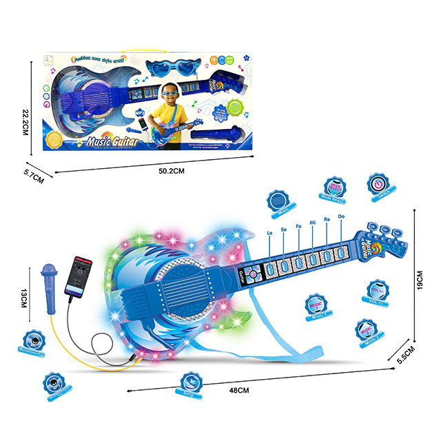 toy electric guitar toy electronic guitar-1