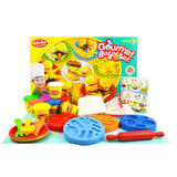 play dough kit toy of making clay thing-1