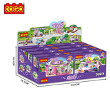8 in 1 Girls educational building block-6