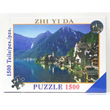 jigsaw puzzle maker 1500 puzzle quality educational toy puzzle-1
