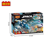 space aliens combat block toys-2