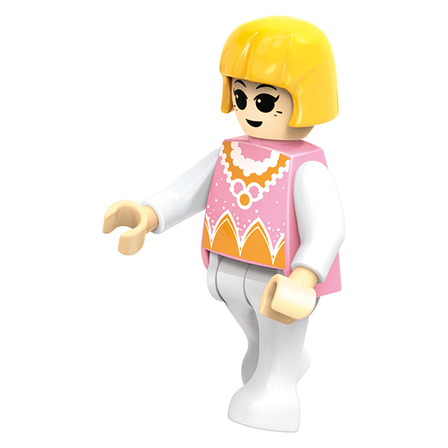 princess prince building block toys-3