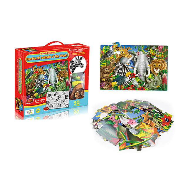 toys puzzle match it puzzle coloring puzzle set-1