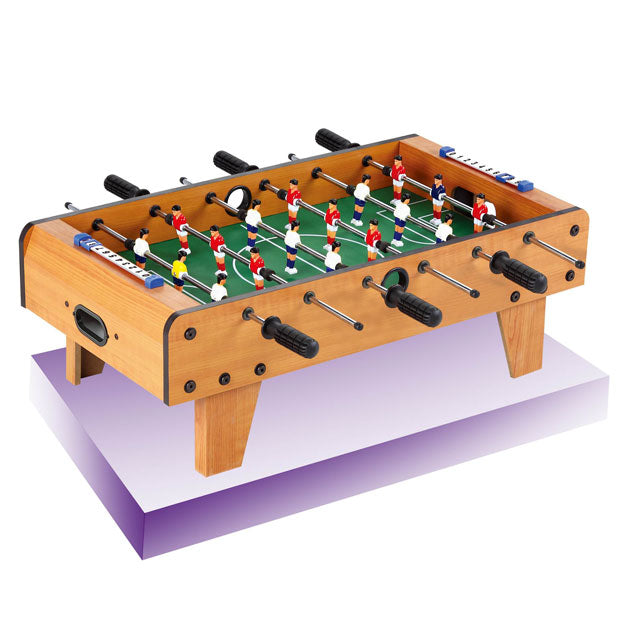 carpentry of soccer table desktop toy-1