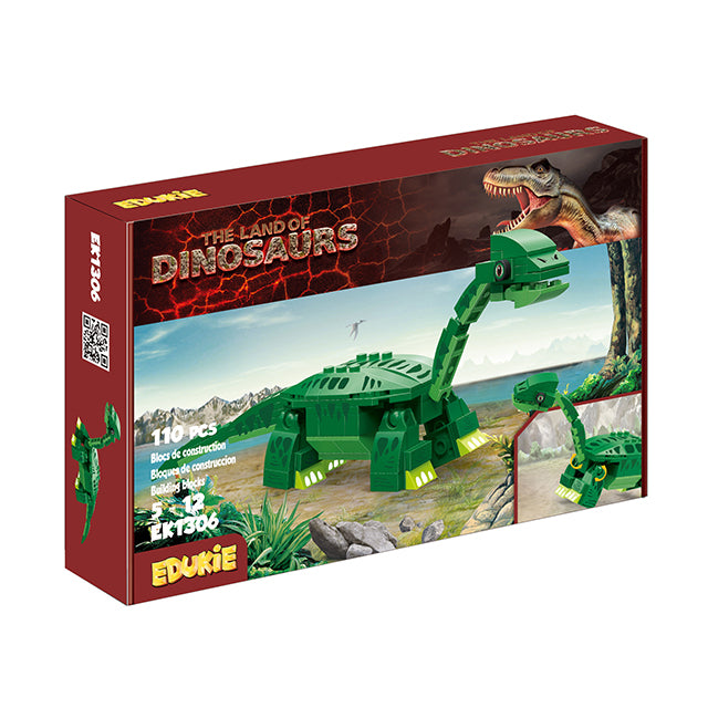 dinosaur set toys stem educational toys set-2