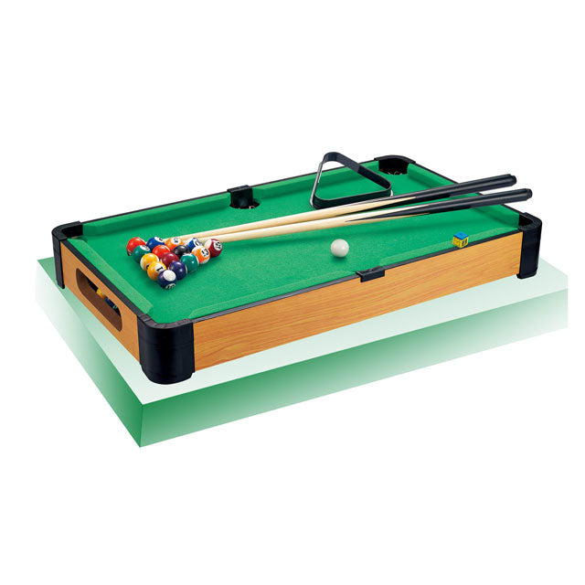 Wooden pool table dining table pool table mini billiard pool table game kid toys-1