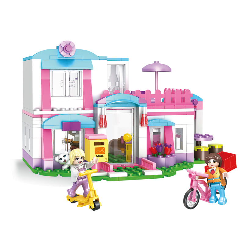 girls villa bricks-1